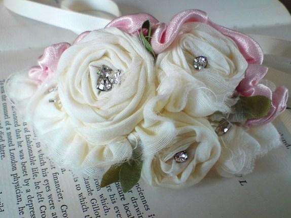 Фото делаем розы своими руками